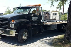 Photo #1: New & Used Tires, Automotive Service & Wrecker Service