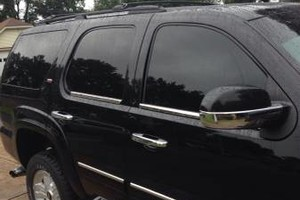 Photo #5: 901 Window Tint between $90-$100. Call Dennis!