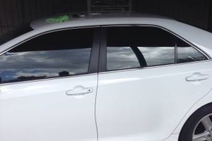 Photo #6: 901 Window Tint between $90-$100. Call Dennis!