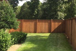 Photo #1: Central Tennessee Fence Staining