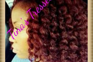 Photo #4: Natural Hair expert stylist. Wash & Go- $40