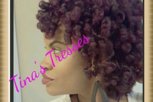 Photo #3: Natural Hair expert stylist. Wash & Go- $40