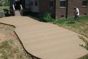 Photo #5: Pour Man Concrete. Affordable, Dependable, & Experienced