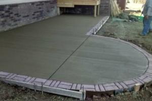 Photo #3: Pour Man Concrete. Affordable, Dependable, & Experienced