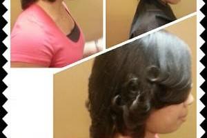 Photo #3: Dominican Blowout. Essentials Hair Salon