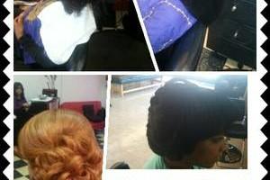 Photo #2: Dominican Blowout. Essentials Hair Salon