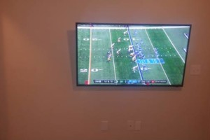 Photo #6: Tv's Mounted With No Wires Exposed!