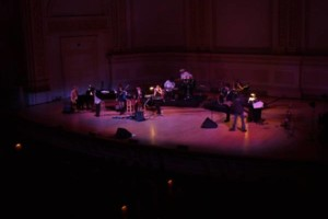 Photo #2: Vocal & Performance Training by Carnegie Hall Headliner