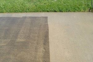 Photo #5: OKC Residential and Commercial Power Washing and Acid Staining!