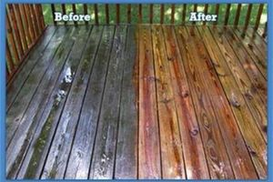 Photo #3: OKC Residential and Commercial Power Washing and Acid Staining!