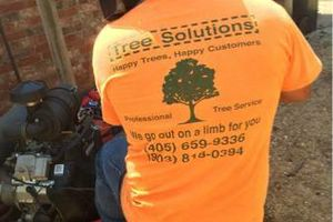 Photo #10: Spring weather is coming...Protect your property - tree trimming