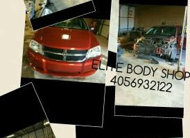 Photo #5: ELITE BODY SHOP (PAINT, COLLISION REPAIR, HAIL DAMAGE...)