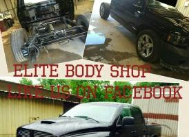 Photo #2: ELITE BODY SHOP (PAINT, COLLISION REPAIR, HAIL DAMAGE...)