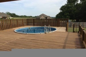 Photo #10: BACKYARD DECKS