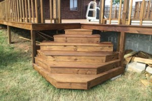 Photo #9: BACKYARD DECKS