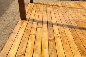 Photo #7: BACKYARD DECKS