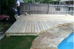 Photo #6: BACKYARD DECKS