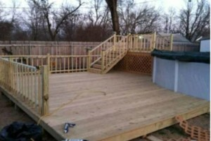 Photo #5: BACKYARD DECKS