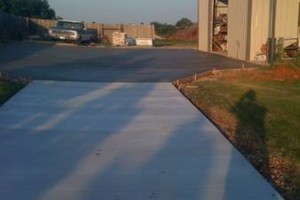 Photo #2: CONCRETE FOUNDATIONS FOR METAL BUILDINGS