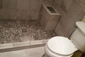 Photo #22: Ready for a New and Exciting Bathroom? Call Dinsosurffer Improvements!