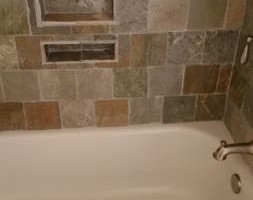 Photo #21: Ready for a New and Exciting Bathroom? Call Dinsosurffer Improvements!