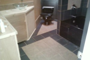 Photo #13: Ready for a New and Exciting Bathroom? Call Dinsosurffer Improvements!