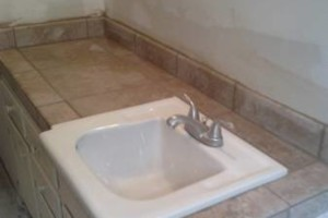 Photo #9: Ready for a New and Exciting Bathroom? Call Dinsosurffer Improvements!