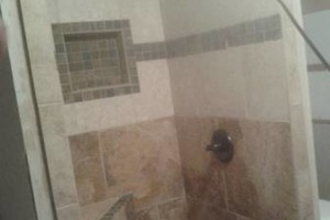 Photo #4: Ready for a New and Exciting Bathroom? Call Dinsosurffer Improvements!