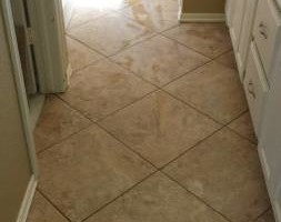 Photo #7: TILE FLOOR INSTALLER CONTRACTOR