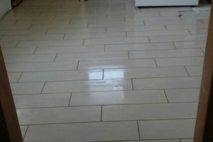 Photo #6: TILE FLOOR INSTALLER CONTRACTOR
