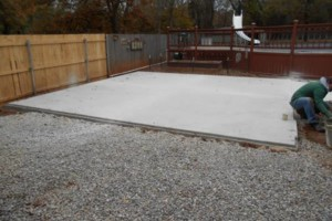Photo #7: Dunigan concrete