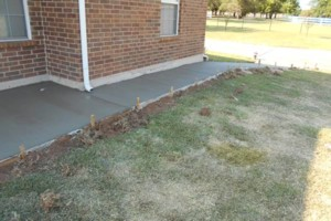 Photo #1: Dunigan concrete