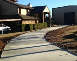 Photo #5: ANY commercial/residential concrete work. Very reasonable prices!!!