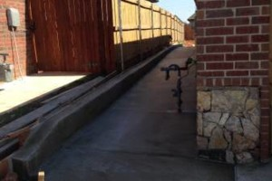 Photo #6: ANY commercial/residential concrete work. Very reasonable prices!!!