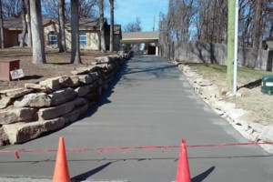 Photo #6: Concrete Driveways, Sidewalks, Patios