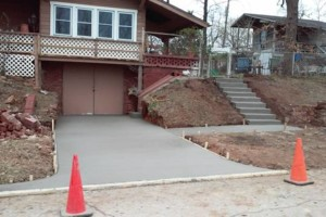 Photo #4: Concrete Driveways, Sidewalks, Patios