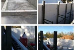 Photo #8: Eco-Block form block insulation walls