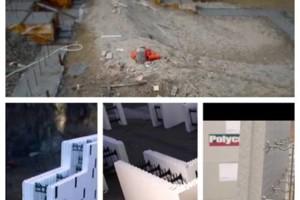 Photo #7: Eco-Block form block insulation walls