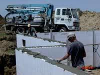 Photo #5: Eco-Block form block insulation walls