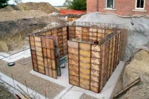 Photo #4: Eco-Block form block insulation walls