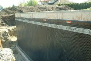 Photo #2: Eco-Block form block insulation walls