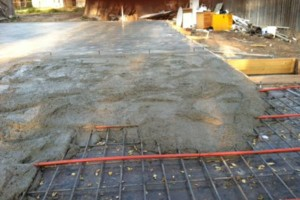 Photo #1: Eco-Block form block insulation walls