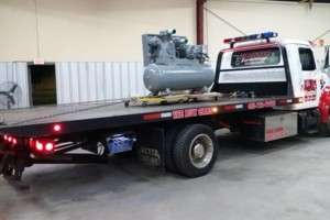 Photo #2: ALLWAYS TOWING. FLATBED HAULING / EQUIPMENT DELIVERY