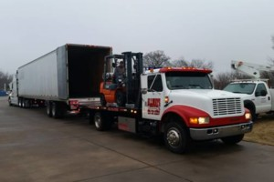 Photo #1: ALLWAYS TOWING. FLATBED HAULING / EQUIPMENT DELIVERY
