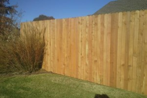 Photo #1: Wood Fence. Free Estimates!