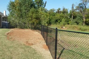 Photo #8: FenceOKC. Stockade fence, privacy fence...