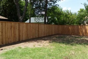Photo #5: FenceOKC. Stockade fence, privacy fence...