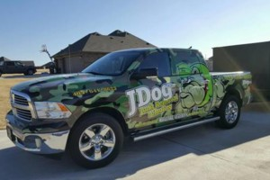 Photo #1: JDOG Junk Removal & Hauling - Veteran Owned & Operated