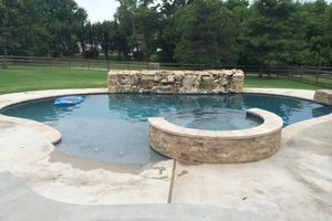 Photo #8: Concrete swimming pools / remodeling