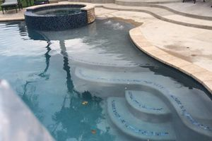 Photo #7: Concrete swimming pools / remodeling